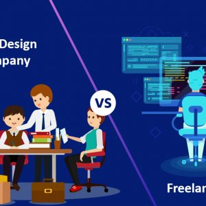 Web Design Company VS Freelancer: Which One is Best